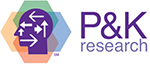 P&K Research Logo